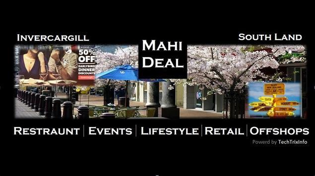 Mahi Deal poster