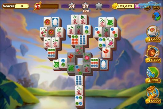 Mahjongg Puzzles Classic Bonus poster
