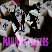 Mahjong players icon