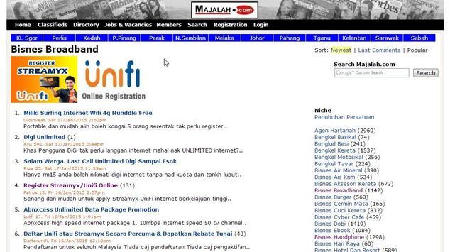 Majalah.com poster