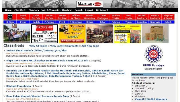 Majalah.com apk screenshot