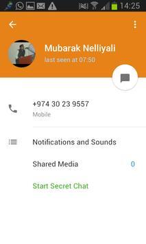 MALAPPURAM MAHAL Messenger screenshot 3