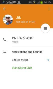MALAPPURAM MAHAL Messenger screenshot 6