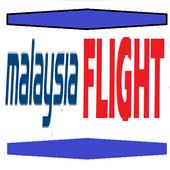 The Malaysian Flight Agency. icon