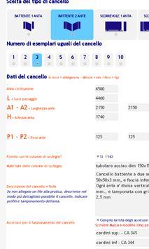 Marcatura CE Cancelli poster