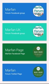 Marfan Forum poster