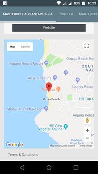 Masterchef AUS Antares Goa screenshot 7