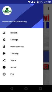 Masters In Ethical Hacking poster