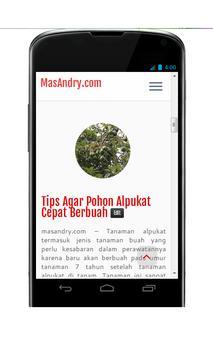 MasAndry.com screenshot 1