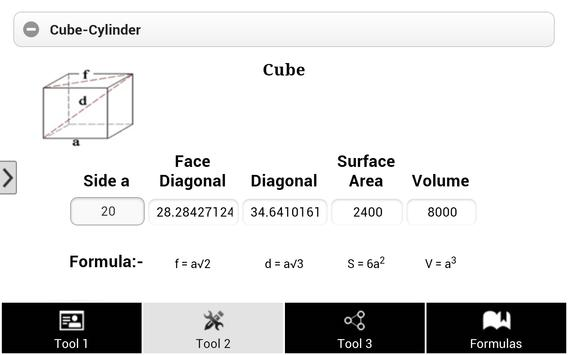 Math Tools & Formula screenshot 14