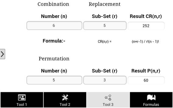 Math Tools & Formula screenshot 11