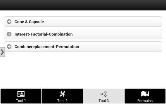 Math Tools & Formula screenshot 2