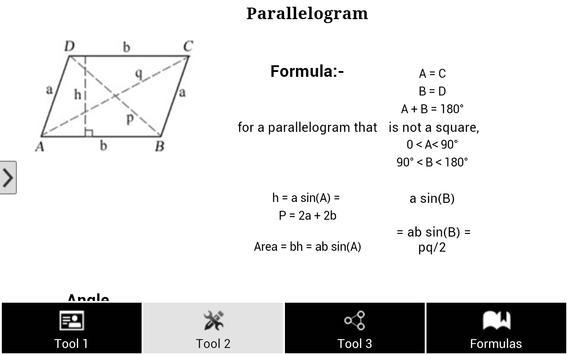 Math Tools & Formula screenshot 7