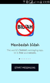 Membedah Bid'ah poster