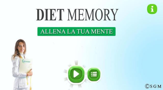 Memory Diètnatural poster