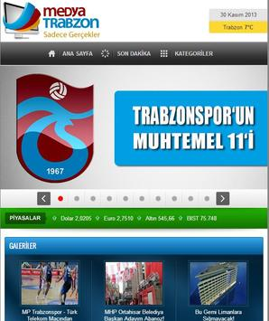 Medya Trabzon apk screenshot