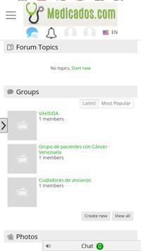 Medicados.com apk screenshot
