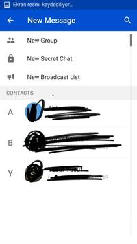 Mega  Sohbet apk screenshot