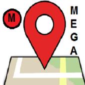 Mega Map icon