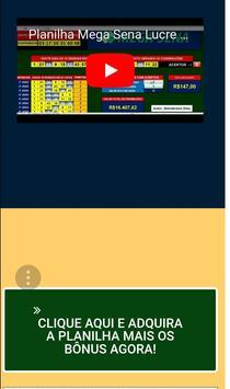 Mega Sena Sucesso screenshot 2