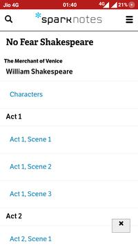 Merchant Of Venice || Simplified Text Edition poster