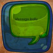 Message India icon