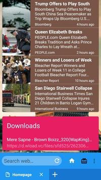 Mini Browser screenshot 5