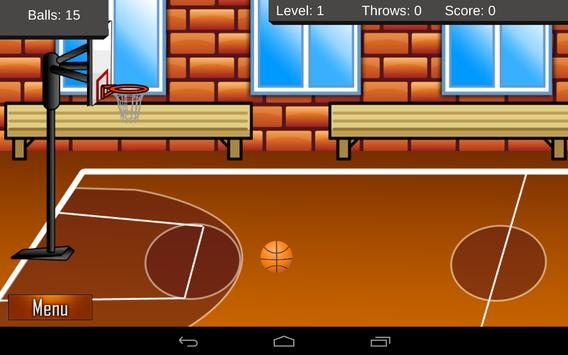 Mini Hoops apk screenshot