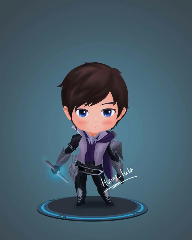 Mobile Legend Wallpaper Mini Hero For Android Apk Download