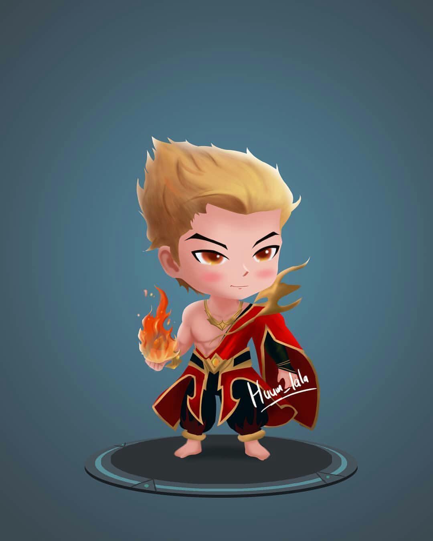 Mobile Legend Wallpaper Mini Hero For Android Apk Download