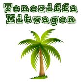 Teneriffa Mietwagen buchen icon