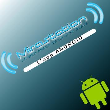 Mirastation Radio poster