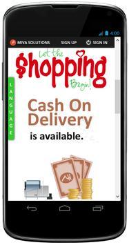Mivashop African shopping Mall apk screenshot