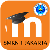 Moodle SMKN1JKT icon