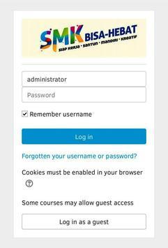 Moodle SMKN1JKT screenshot 5