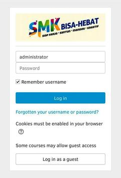 Moodle SMKN1JKT screenshot 6