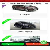 Mobil Hondaku icon