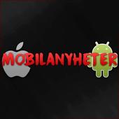 Mobilanyheters app icon