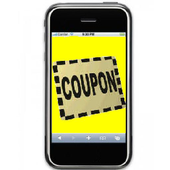 Mobile Coupons icon
