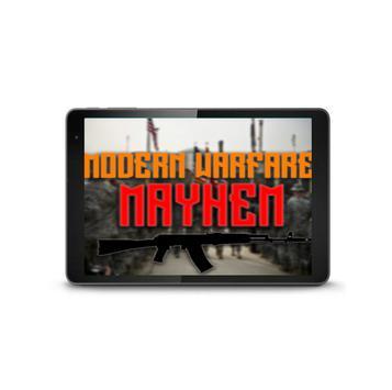 Modern Warfare: Mayhem apk screenshot