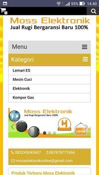 Moss Elektronik screenshot 1