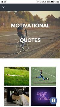 Motivational Quotes Zero poster