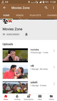 Movies zone youtube poster
