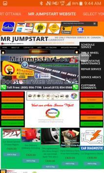 Mr Jumpstart Carboost apk screenshot
