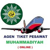 Muhammadiyah Tiket Pesawat. icon