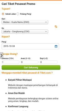 Muhammadiyah Tiket Pesawat. apk screenshot