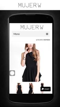 Mujer W - Tienda en Línea apk screenshot