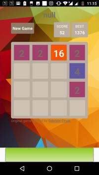 My 2048 Game screenshot 1