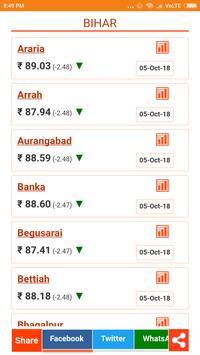 My City Petrol Price screenshot 2