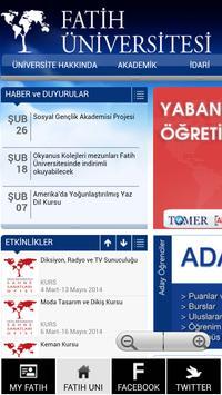 My Fatih - myfatih apk screenshot